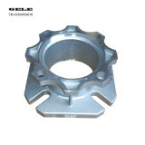 Worm Gearbox Spare Parts Output Flange