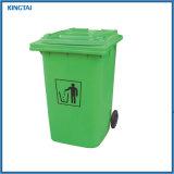 Wholesale 240L HDPE Plastic Top Open Dustbin