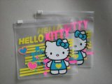 Clear Plasctic Stationery PVC Zipper Pouch