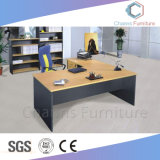 Classical Office Furniture L Shape Computer Desk Manager Table (CAS-MD1853)
