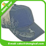 5 Panel Print and Mesh Baseball Cap Wholesale