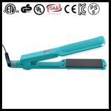 2018 450f Ce RoHS LCD Wholesale Titanium Flat Iron Hair Straightener (V171)