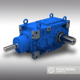 Right Angle Mc Series Industrial Gearbox