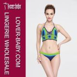 Women Sexy Bathing Suit Crochet Swimming Wear (L32570)