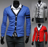 New Arrive Fashion Cardigan for Man/Boys Wholesale Factory China