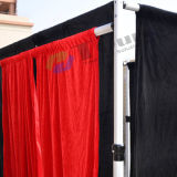 Special Offer Telescopic Upright and Crossbar and Base Plates for Party Backdrops Stands