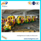 Attractive Amusement Park Electric Track Train