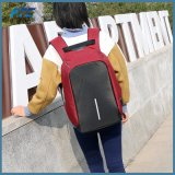 Waterproof Laptop Backpack Bag with USB Cable
