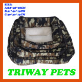High Quaulity Cheap Dog Cat Beds (WY161073-5A/C)