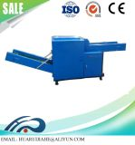 Fabric Waste Cutting Machine for Recycling for Jeans/Clothes/Fabric Cotton Textile Waste Waste Yarn Opening Machine Cotton Waste Cleaning Slitter Machine