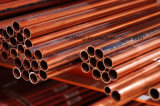 Uns C12000 ASTM B88 Seamless Copper Water Tube/Pipe for General Plumbing, Similar Application for The Conveyance of Fluid
