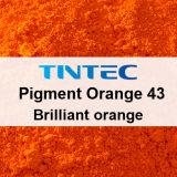 Pigment Orange 43 for Plastic (Brilliant Orange)