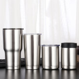 Wholesale 10oz 20oz 30oz China Price Wine Cup Double Wall Stainless Steel Tumbler Durable Insulated Coffee Mug