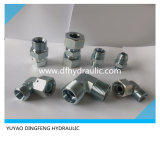 Hydraulic Steel Adapter or Stainless Steel Adapter