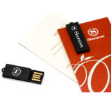 Mini USB Flash Drive with Customized Logo for Promotion