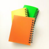 Wholesale Price School Supplies A4 A5 B5 Customized Size Spiral Notebook