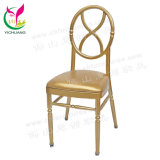 Yc-190-01 Foshan Wholesale Cheap Used Metal Gold Chiavari Chairs for Wedding and Event