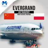 Air Shipping Service From China to Poland/Gdansk