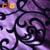 Super Velour Polyester Soft Velvet Fabric