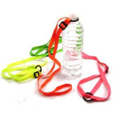 Wholesale Customized Bottle Holder Neck Strap Materials No Minimum Order