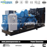 1000kVA Prime Power Generator Set Driven by Perkins Engine