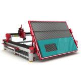 Portable Stone Metal Cutting Machine Glass Water Jet Waterjet Cutting Machine Price