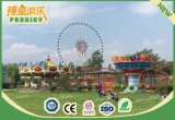 Mechanical 72m Sightseeing Ferris Wheel for Amusement Park