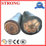 Rubber Insulation Cable with Jacket for Construction Lift