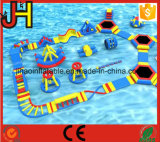 2017 Best Selling Products Inflatable Amusement Water Theme Floating Park Rides Inflatable Aqua Park