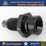 Cheap CNC Machine Parts Black Anodized Aluminum Machined Parts