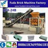 Selling Well Semi Automatic Cement Block Machine of China Manufacturer