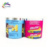 Laminated Food Grade Plastic Roll Film Packaging Film, Metalized Flexible Packaging