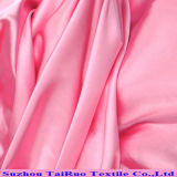 China Supplier High Quality Super Dress 100% Polyester Satin for Clothing Fabric