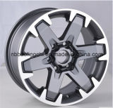 15 Inch/16 Inch Aluminum Wheel with PCD 6X114.3