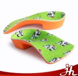 2017 Jianhui Custom Podiatrist Grade Orthotics EVA Insoles Fight Plantar Fasciitis Flat Feet, Heel Spur & Arch Pain for Kids