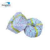 Plastic Polypropylene Twisted Packing Rope for Boat Use with 4 Strands
