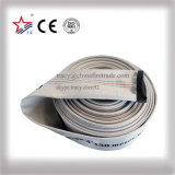 PVC Canavas Water Discharge Fire Hose Pipe