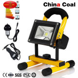Rechargeable LED Outdoor Solar Flood Camping Light