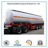 35cbm 3 Axles Oil / Fuel Tanker Trailer for Hot Sale