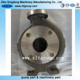 Sand Casting Stainless / Carbon Steel Pump Body