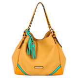 Guangzhou Tassel Hand Tag Famous Brand Bag (MBNO032102)