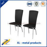 Wholesaler Price Faux Leather High Back Dining Chair