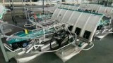 Floating Type 4 Row Rice Transplanter