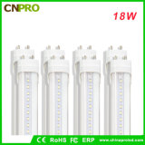 Hot Sale SMD2835 1200mm 18W 4FT T8 LED Tube Light