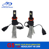 Fanless 20W 2600lm G5 Auto LED Head Light H11 for Car Truck