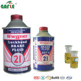 Gafle/OEM DOT3 DOT4 Heavy Duty 21 Tin Can 250ml 500ml Brake Fluid
