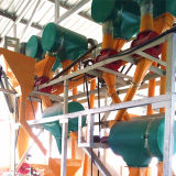 10t Per Day Small Wheat Flour Mill Plant/Flour Machine with Low Price and High Efficiency