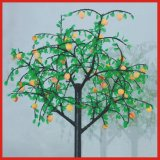 Magic LED Peach/Fruit Tree for Outdoor Decoration Project