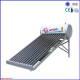 High Efficiency Heat Pipe Pressurized Solar Water Heater