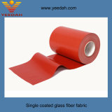 Silicone Rubber Sheet Coated with Glass Fiber (SF-0045)